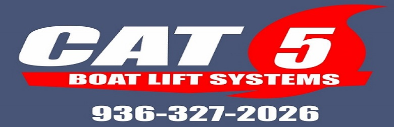 Cat 5 Boat Lift Services - Livingston, TX Area